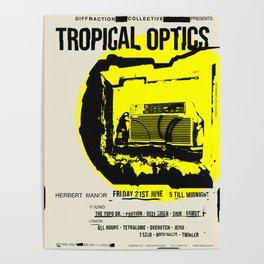 Tropical Optics Poster Poster
