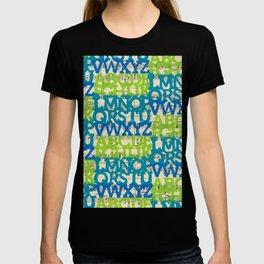 BG ABC T-shirt