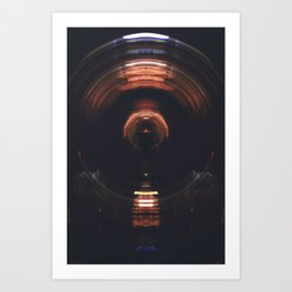 Light in Motion II Art Print