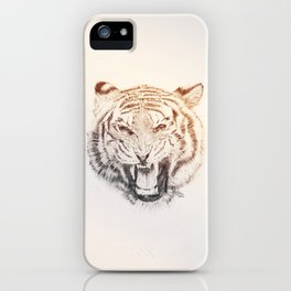 Timmy the Tiger iPhone Case
