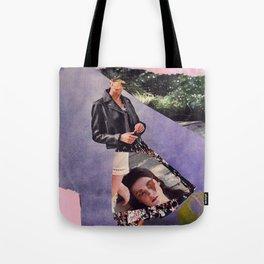 Opposite Insides: The Portal Tote Bag