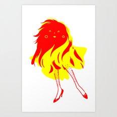 If-Rita Art Print