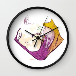 Renarde Wall Clock