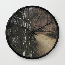 Wall 001 Wall Clock