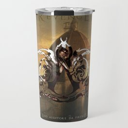 Ezio Auditore Da Firenze - Revenge Travel Mug