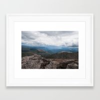 colorado Framed Art Prints featuring Colorado by Ashley Hirst Photography