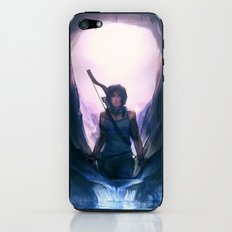 Tomb Raider: Definitive Edition iPhone & iPod Skin