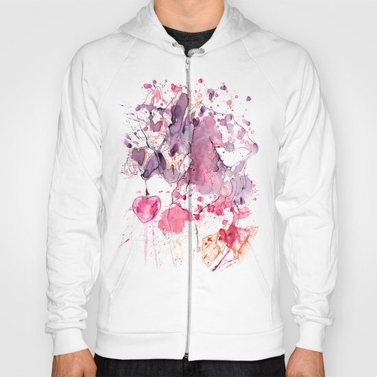 Swap Your heart for one sweet cherry? Hoody