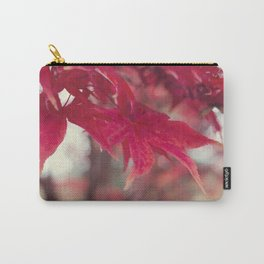 Fire Red Carry-All Pouch