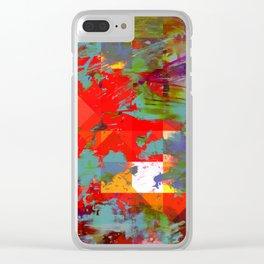 MENTALLICA Clear iPhone Case