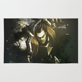 League of Legends DARIUS Rug