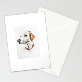 Yellow Lab Stationery Cards