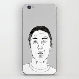 Pieter iPhone Skin