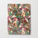 Floral and Animals pattern by burcukorkmazyurek