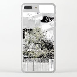 l.1. Clear iPhone Case