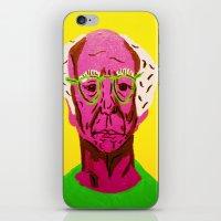 larry david iPhone & iPod Skins featuring Larry David 3 by Alyssa Underwood Contemporary Art
