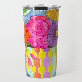 hummingbird tea Travel Mug