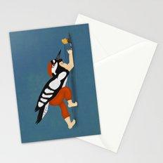 Little Woodpecker Stationery Cards