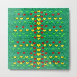 love is in all of us to give and show Metal Print