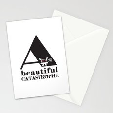 A Beautiful Catastrophe Stationery Cards