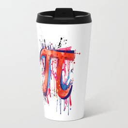 Emotional Pi Travel Mug