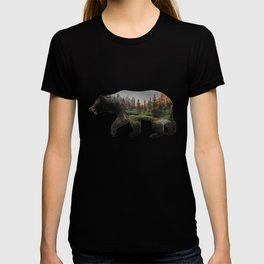 The North American Black Bear T-shirt