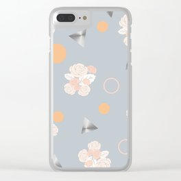Rose Bunches #society6 #buyart #decor Clear iPhone Case