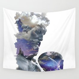 Zeus 2 Wall Tapestry