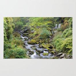 Water Falls Rug