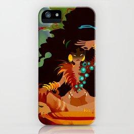 Calypso the Voodoo Priestess  iPhone Case