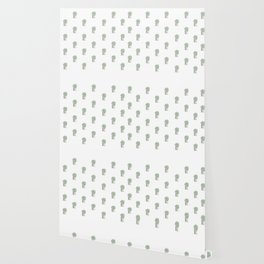 Agave small print Wallpaper