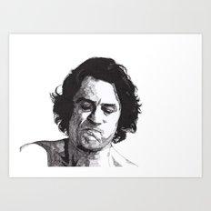 Robert Art Print