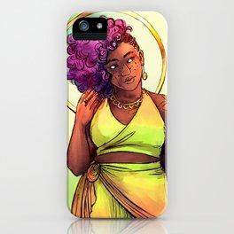 emiko iPhone Case