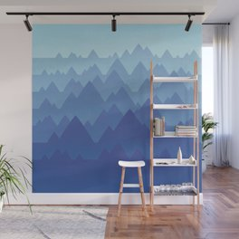 Mountain Vista Wall Mural