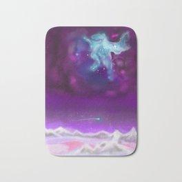 Snowcapped Wonder Bath Mat