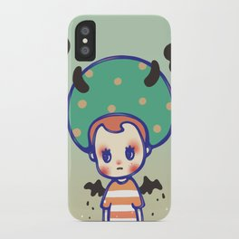 i need some courage iPhone Case