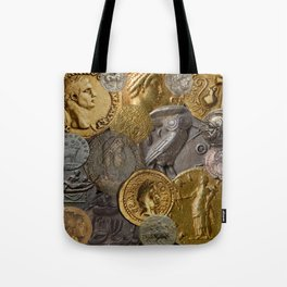 Ancient Coins 1 Tote Bag