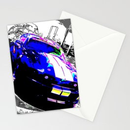 Shelby Mustang Stationery Cards