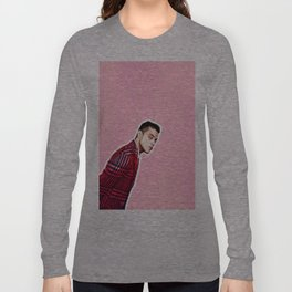Rami Malek  Long Sleeve T-shirt