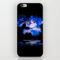 lily iPhone & iPod Skins featuring Lily  by Walter Zettl