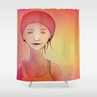 weed Shower Curtains featuring Got weed? by IOSQ