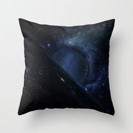 Planetary Soul Chronos Throw Pillow