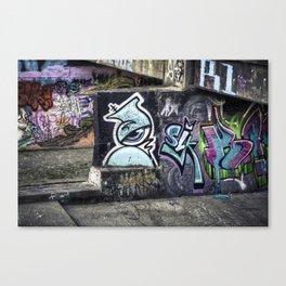 Ghetto Dystopia Canvas Print