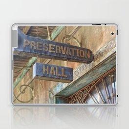 New Orleans Jazz Club Laptop & iPad Skin