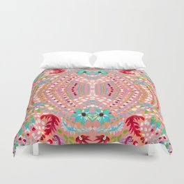 Mexican Beach Vacation Duvet Cover