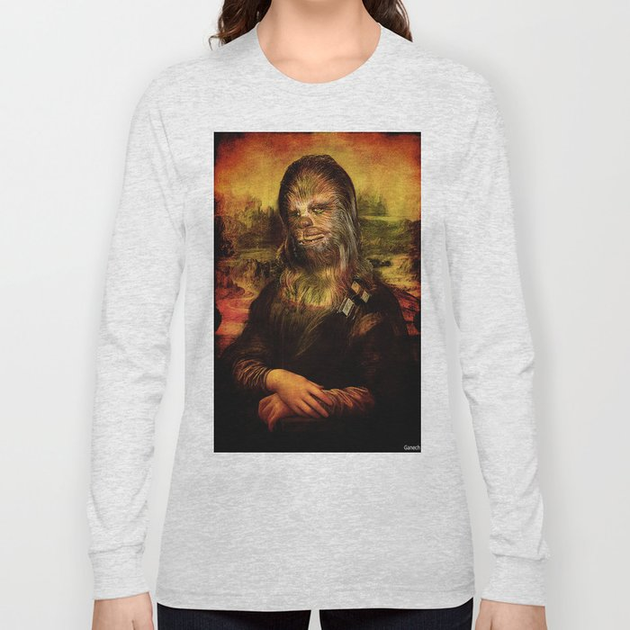 MONA -BAKA Long Sleeve T-shirt