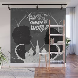 What I Showed You In The Dark Wall Mural