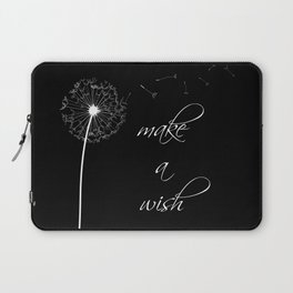 Make a wish - inverted Laptop Sleeve
