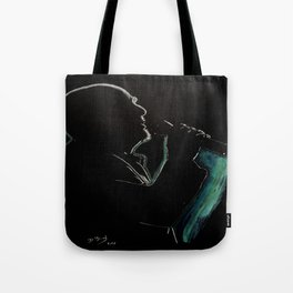 Peter Gabriel Tote Bag