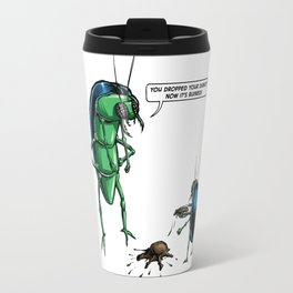 Dung Beetles Travel Mug